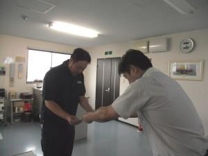 表彰 田口さん