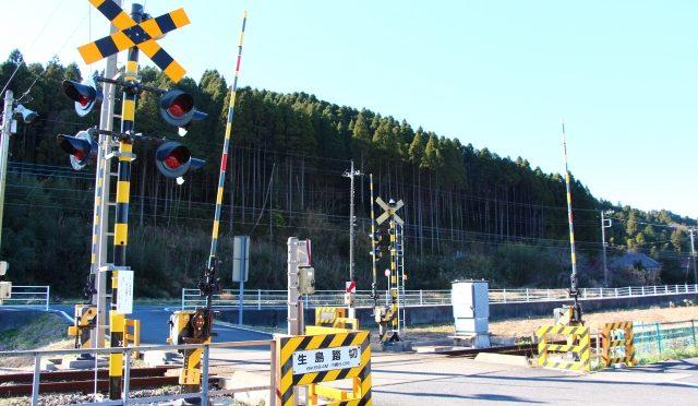 安全運転と事故防止策【踏切横断時、後退時】 | 大型機械や重量物運搬 ...